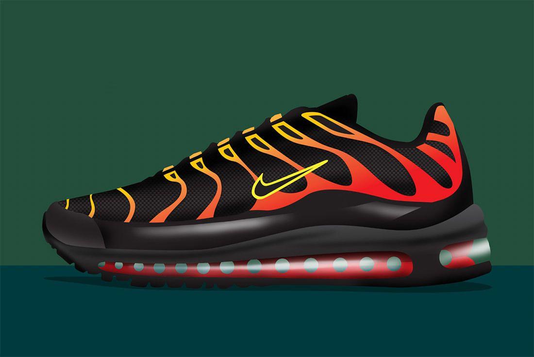 Nike Air Max Plus 97 5