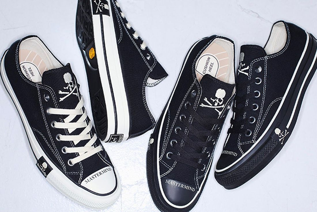 mastermind JAPAN x Converse Addict's Chuck Taylor All Stars