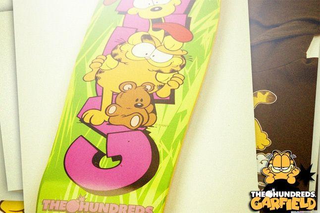 The Hundreds Garfield 7 1