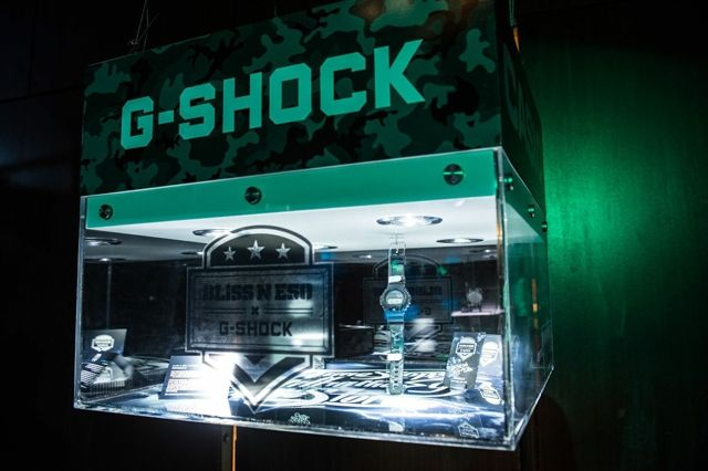 G Shock Launch Bliss N Eso Colab 5