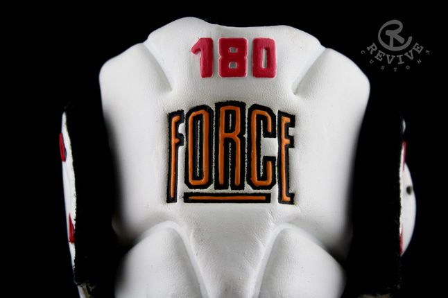 Nike Air Force 180 Pump Sunrise Revive Custom 05 1