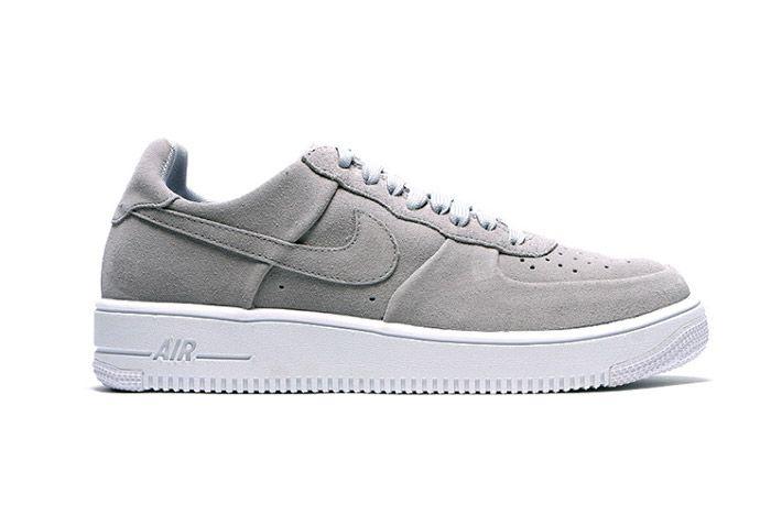 Nike Air Force 1 Ultra Wolf Grey 4