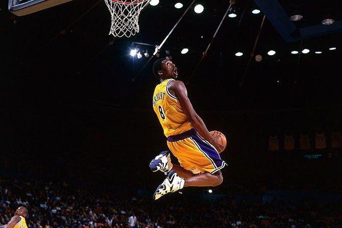 Kobe Bryant Adidas Kb8 Dunk