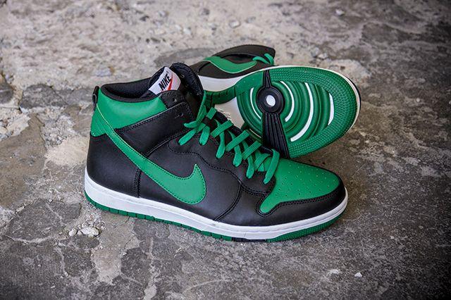 Nike Dunk Cmft Pine Green 2