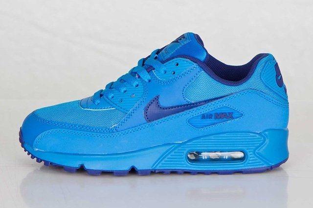 Nike Air Max 90 Gs Photo Blue 3