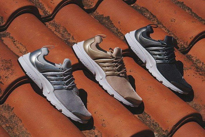 Nike Air Presto Premium Metallic Pack 10