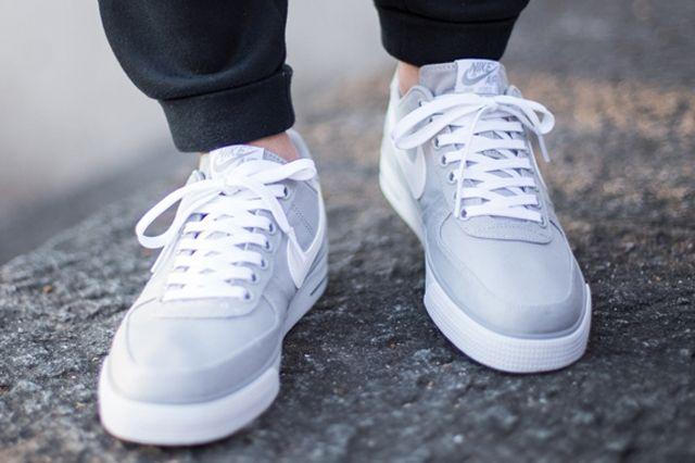 Nike Air Force 1 Ac Wolf Grey 1