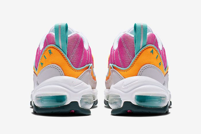 Nike Air Max 98 Easter Heel
