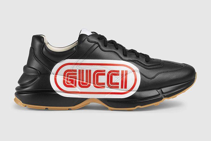 Gucci Rhyton Sega 01 Sneaker Freaker