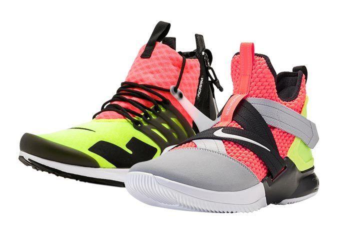 Nike Lebron Soldier 12 Acronym 1