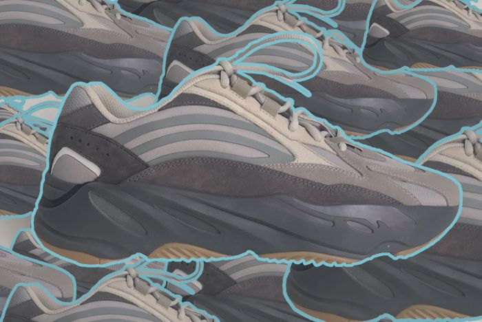 Kanye New Yeezy Wave Runner 1