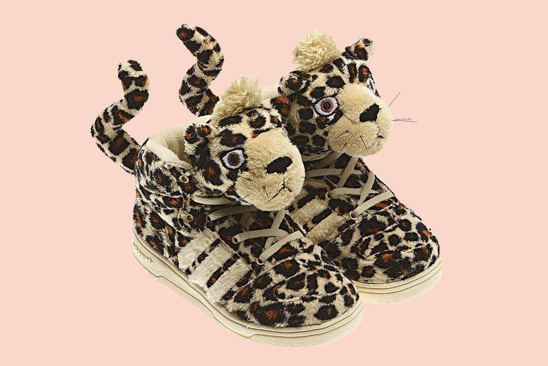 Adidas Jeremey Scott Leopard Kids
