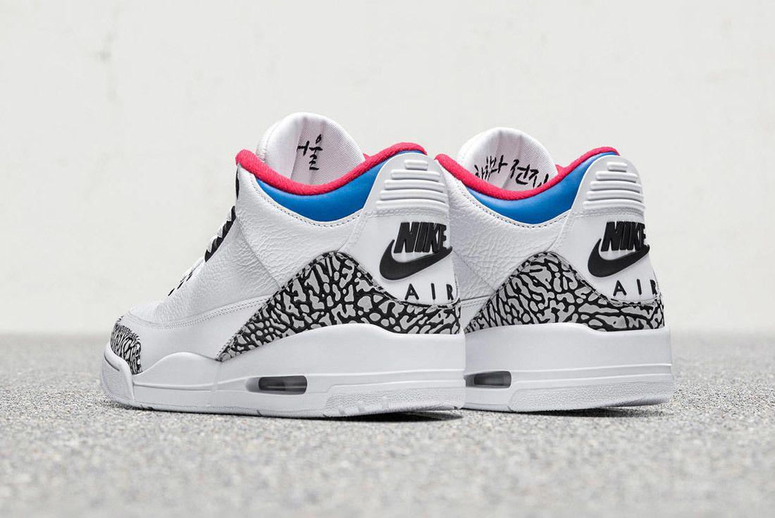 Nike Air Air Jordan 3 Seoul Release Date 8