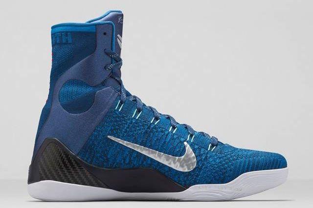 Nike Kobe 9 Bravo Blue 2