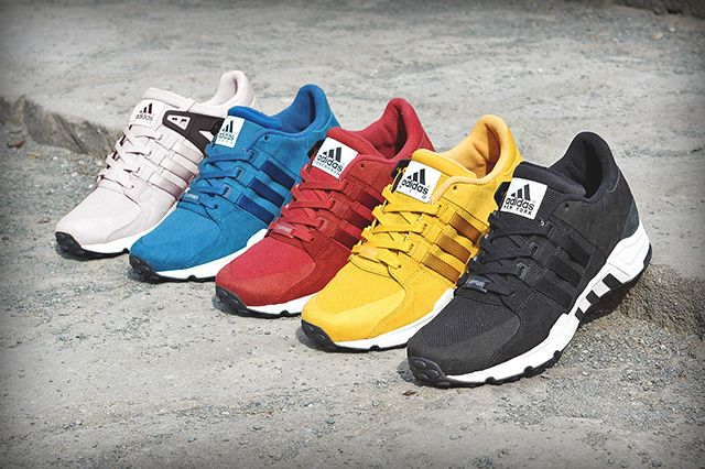 Adidas Eqt Support City Pack Berlin Edition 4