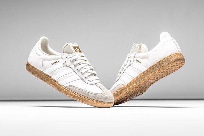 Adidas Samba White Gum 5