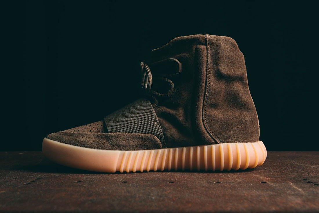 Adidas Yeezy Boost 750 Browngum 5