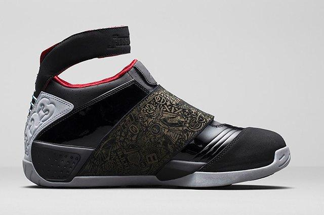 Air Jordan 20 Stealth 4