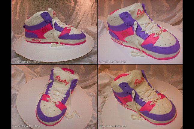 Sneaker Freaker Sneaker Cakes Supra 1