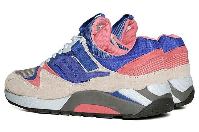 Saucony Packer Grid 900 5 1