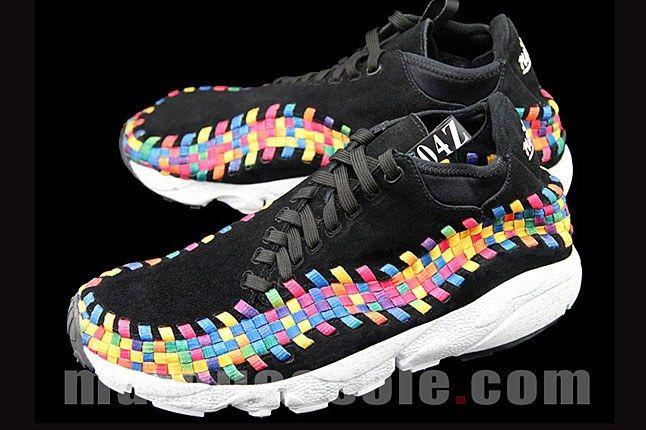 Nike Footscape Woven Chukka Rainbow 12 1