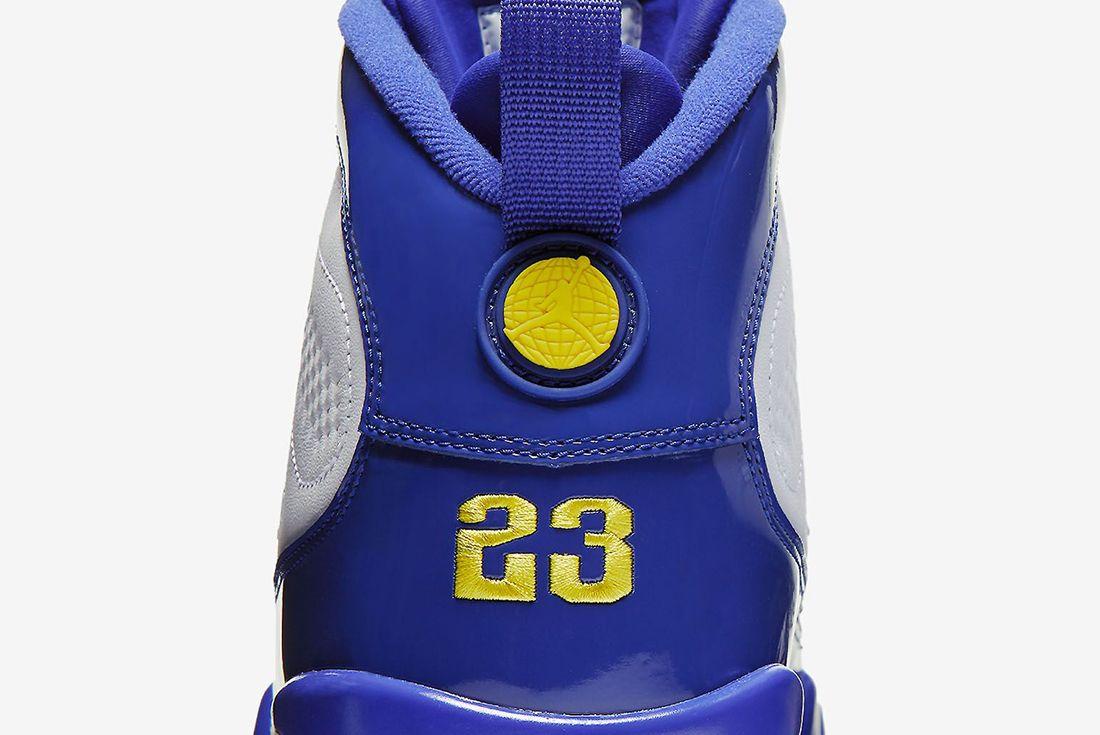 Air Jordan 9 Tour Yellow 10