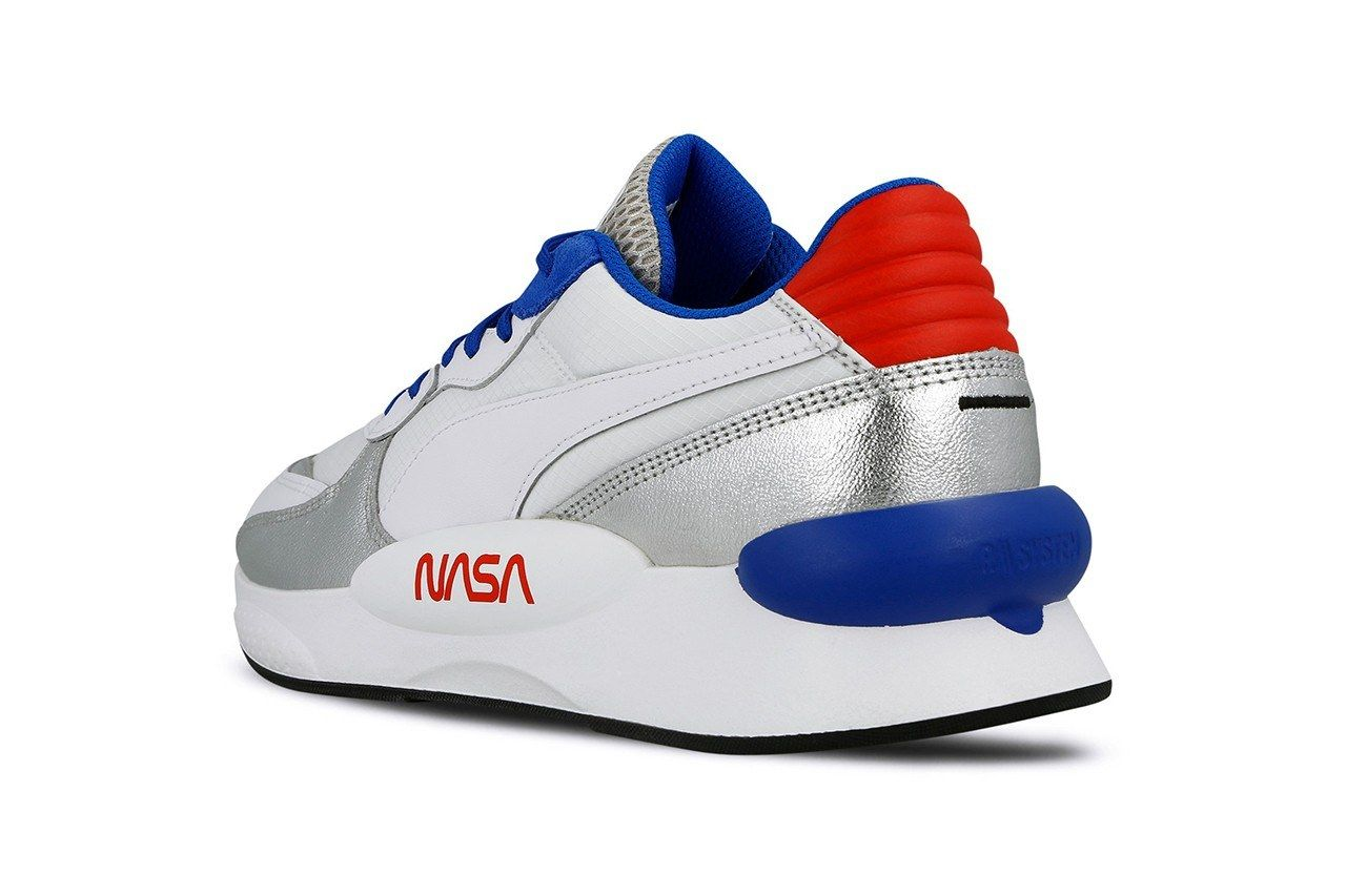 Puma Space Explorer Pack Rs X 2 Heel