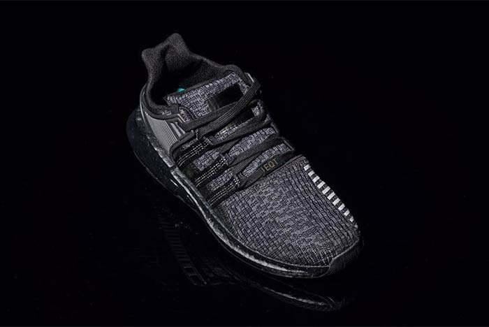 Adidas Eqt Support 9317 Triple Black 3