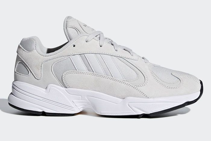 Adidas Yung 1 White Release