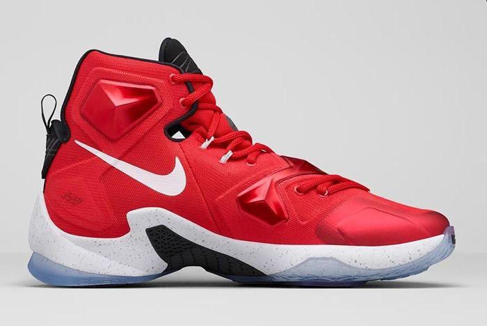 Nike Lebron 13 On Court 5