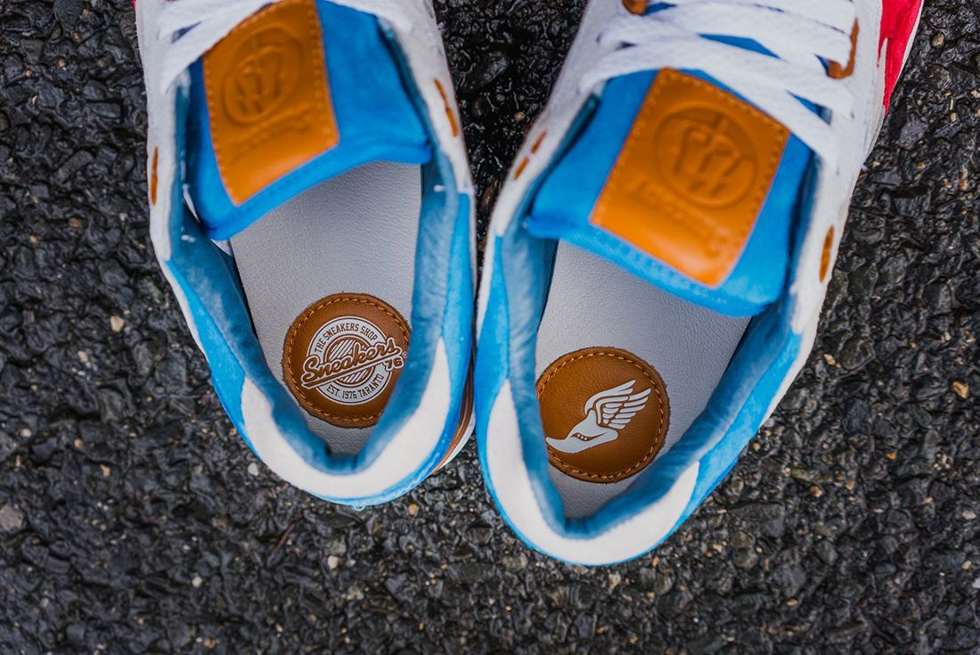 Sneakers76 X Saucony Shadow 5000 The Legend Of God Taras11 1