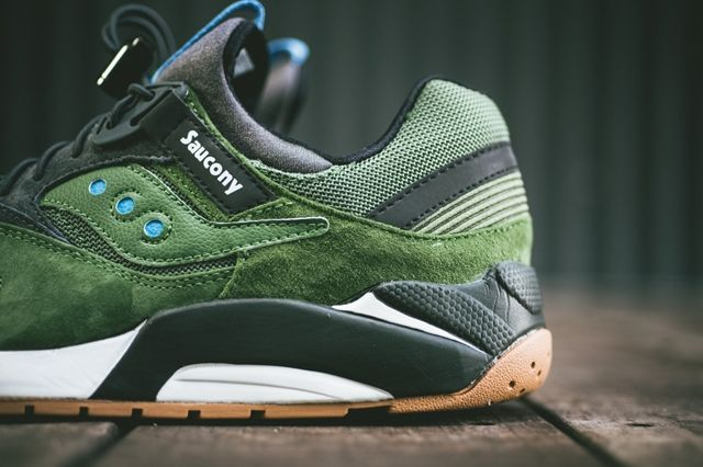 Saucony Grid 9000 2014 Spring Delivery 3