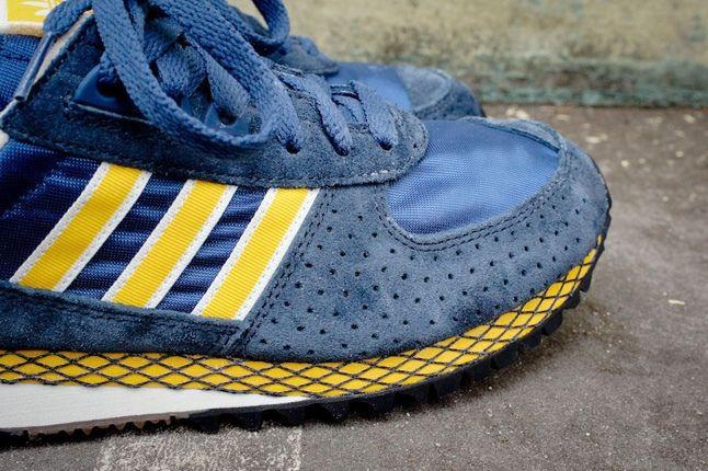 Adidas Originals Marathon Pt Navy Yellow 1