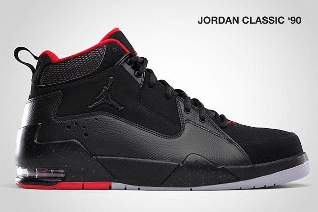 Jordan Classic 90 Gunmetal 1