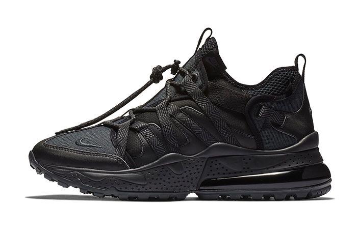 Nike Air Max 270 Bowfin Triple Black 2