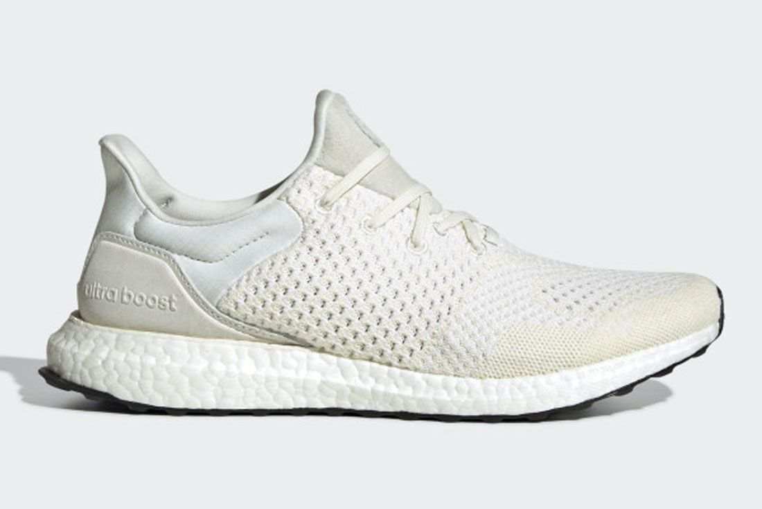 Adidas Ultraboost All White Uncaged Black History Month Right