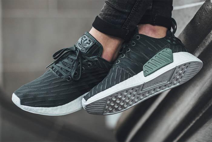 Adidas Nmd R2 Green 2