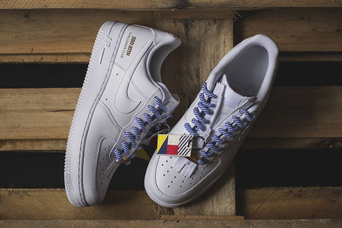 Sneakers Br X Nike Air Force 1