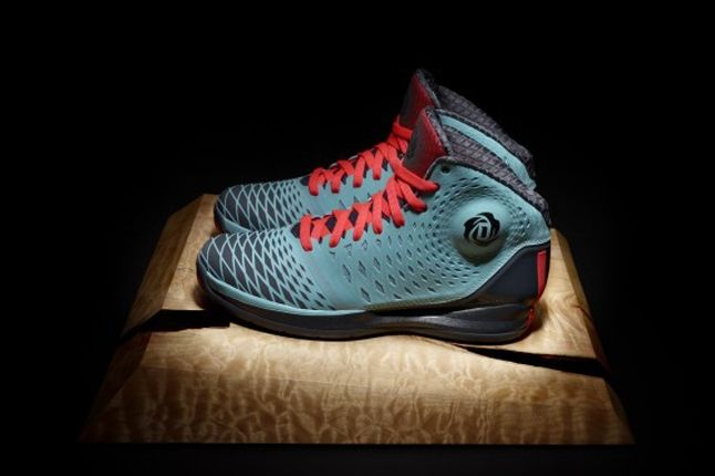 Adidas D Rose 3 Chi Town Hero Outer 1