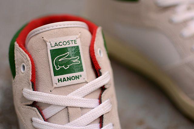 Hanon X Lacoste Wytham 15