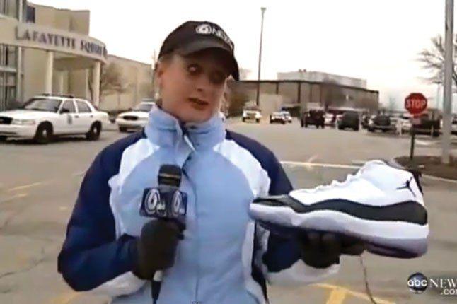 Abc News Air Jordan 1