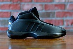 Adidas Crazy 1 Triple Black