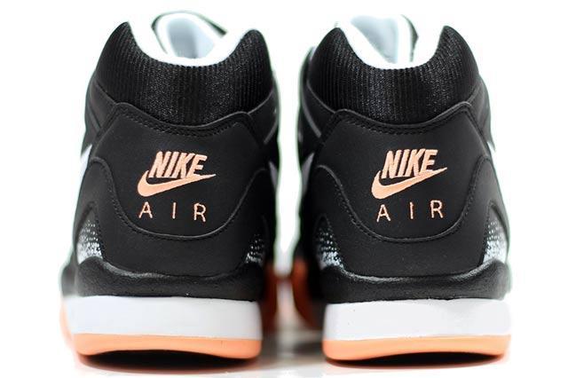 Nike Air Tech Challenge Ii Black Mango 3
