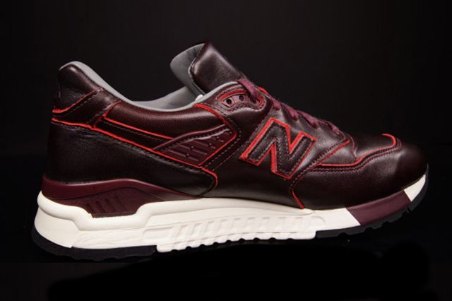 New Balance 998 Horween Leather 2