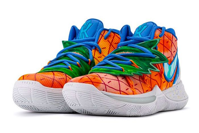 Nike Kyrie 5 Pineapple House Toe