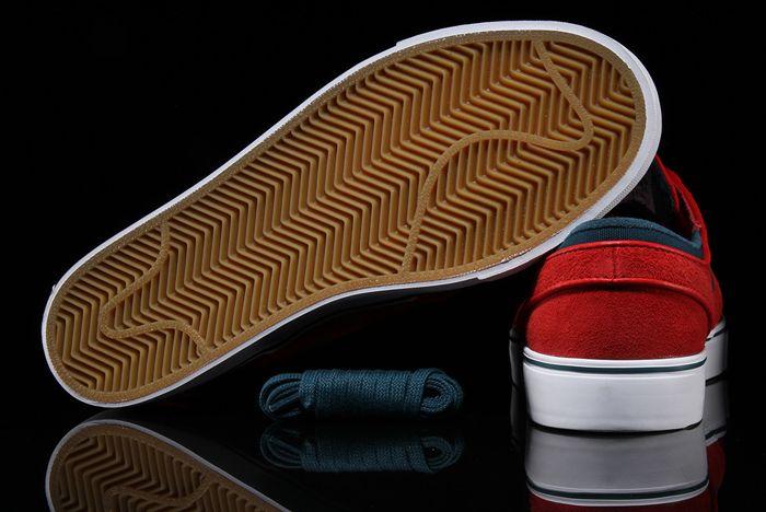 Nike Sb Air Zoom Stefan Janoski University Red5