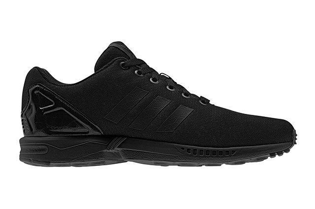 Buy Adidas Zx Flux Triple Black