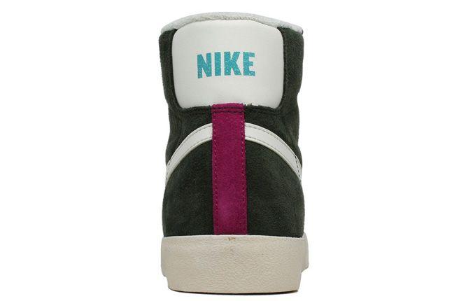Nike Blazer Mid 77 Vintage Heel 1