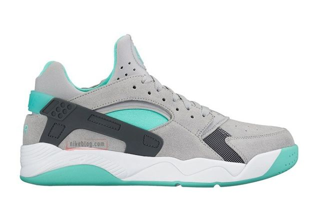Nike Air Flight Huarache Low Grey Green