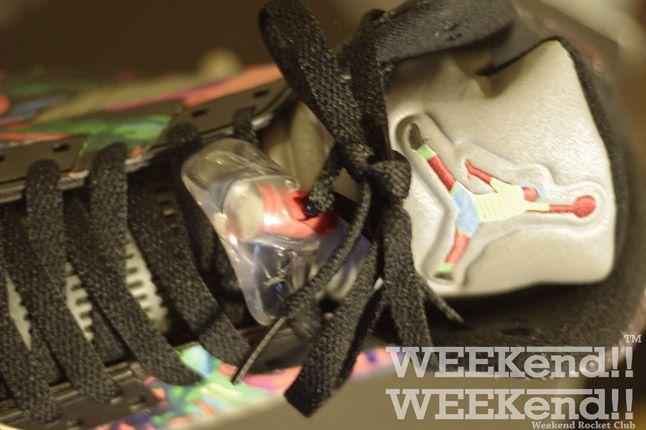 Fresh Prince Nike Air Jordan 5 Fresh Prince Laces 1